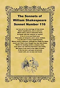 sonnet 116 review Shakespeare's sonnet 116 was first published in 1609 its structure and form are a typical example of the shakespearean sonnet the poet begins by stating he should not stand in the way of the marriage of true minds, and that love cannot be true if it changes for any reason true love should be constant, through any difficulties.