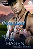 Cowboy Love [Bear County 1] (Siren Publishing The Lynn Hagen ManLove Collection)