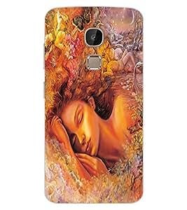ColourCraft Beautiful Girl Design Back Case Cover for LeEco Le 2 Pro