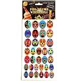 Bygone Games Pro Thumb Wrestling Tattoos Finger Battle Wrestling Arena Face Mask