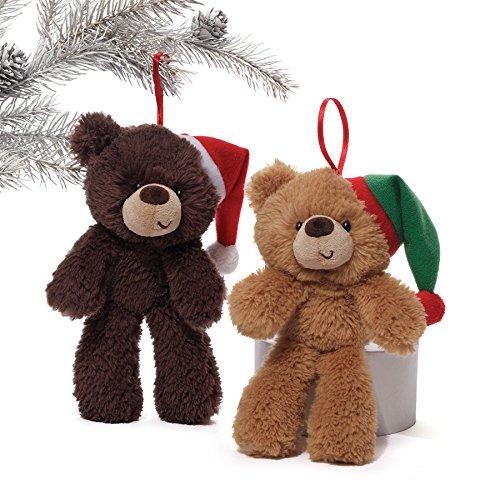 Teddy Bear & Bear Tree Ornaments - It's Christmas Time