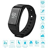 ESTAR Huawei MediaPad 7 Youth Compatible Compatible Heart Rate Monitor Smart Wristband With OLED Display Smart...