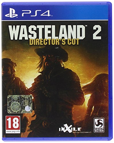 Wasteland 2: Director's Cut - Game of The Year - PlayStation 4
