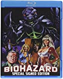 "BIOHAZARD Limited Edition ""Signed"" Blu-ray"