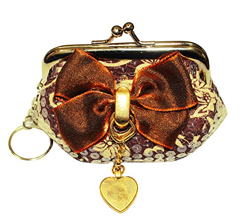 Ana'z Fashionable Purse Embroidered Small Pouch