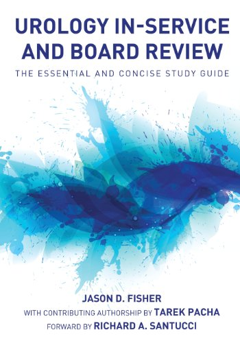 Urology In-Service and Board Review - The Essential and Concise Study Guide098275048X : image