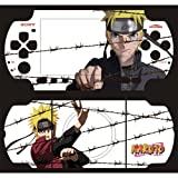 BestFyou® Naruto Design Decorative Protector Skin Decal Sticker for PSP 3000