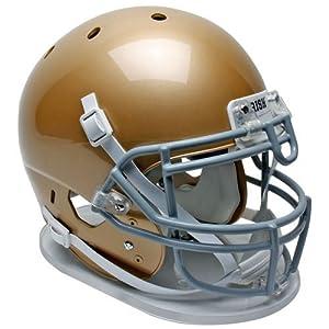 NCAA Notre Dame Fighting Irish Authentic XP Football Helmet by Schutt