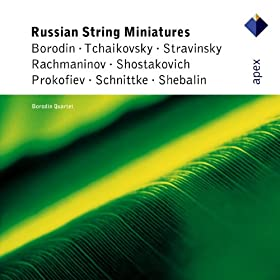 Shostakovich : 2 Pieces for String Quartet : II Polka