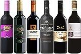 デイリー ミディアムボディ 赤ワイン飲み比べ 6本セット 750ml×6本 ランキングお取り寄せ