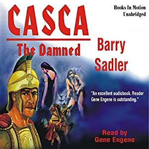 Casca: The Damned: Casca Series #7 Audiobook