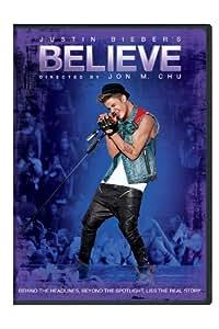 Justin Bieber's Believe [Import USA Zone 1]