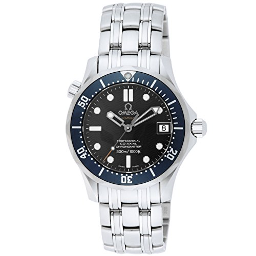 Omega Men's 2222.80.00 Seamaster 300M Chronometer (Dive Master Chrono compare prices)