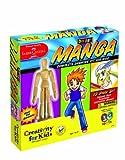 Creativity for Kids - Do Art Manga Complete Drawing Kit for Kids - Educational Toys