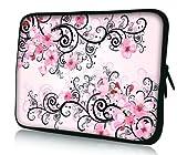 Pink floral 17