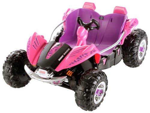 Barbie Electric Car: Girls Power Wheels