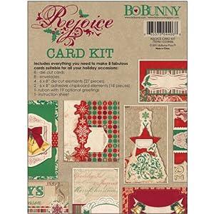 Rejoice Card Kit - Bo Bunny