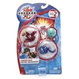 "Bakugan Battle Brawlers Season 2 Bakuneon Series, New Vestroia Starter Pack - "" NOT Randomly Picked"", Shown As In The Picture!(q) ~ Spin Master"