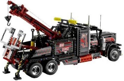 LEGO TECHNIC Tow Truck (8285) - ToyZonkers.com - Miles of Toys