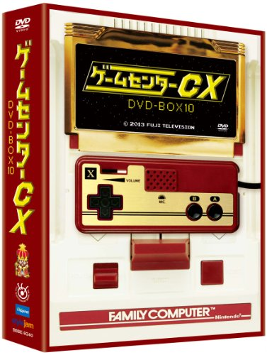 �����ॻ�󥿡�CX DVD-BOX10