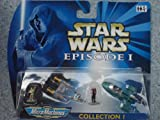 Star Wars Episode 1 Micro Machines Collection 1