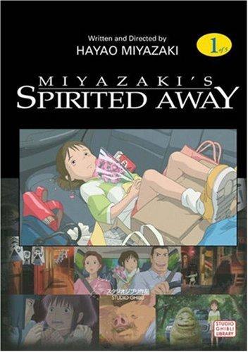 Miyazaki's Spirited Away,1 (Spirited Away Series)