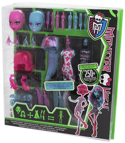 Monster High Create-A-Monster Blob-Ice Girl Starter Set