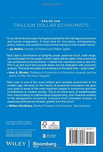 The Trillion Dollar Economists: How Economists and Their Ideas Have Transformed Business (Bloomberg)