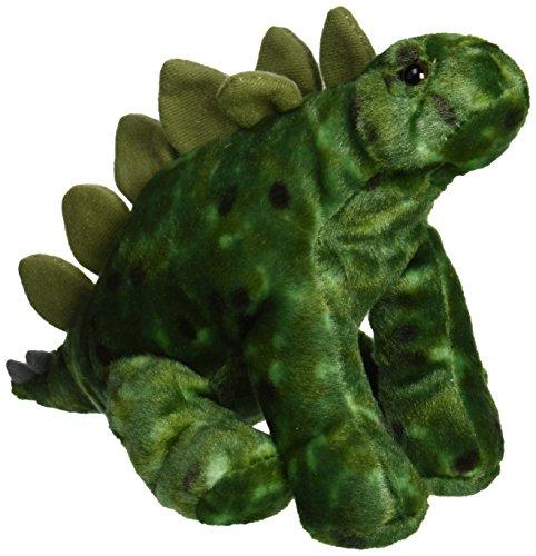 """Wild Republic CK-Mini Stegosaurus 8"""" Animal Plush"""