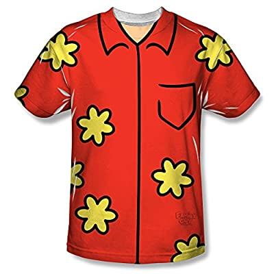 Family Guy Quagmire Costume All Over Print Front T-Shirt