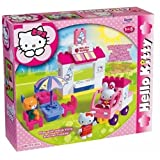 BIG - 57014 - Hello Kitty Play-BIG-Bloxx - Figurines Inclus (Import Allemagne)par BIG