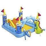 Toy - Aufblasbares Spielcenter Burg Fantasy