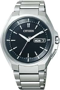 [シチズン]CITIZEN 腕時計 ATTESA アテッサ Eco-Drive エコ・ドライブ 電波時計 AT6010-59E メンズ