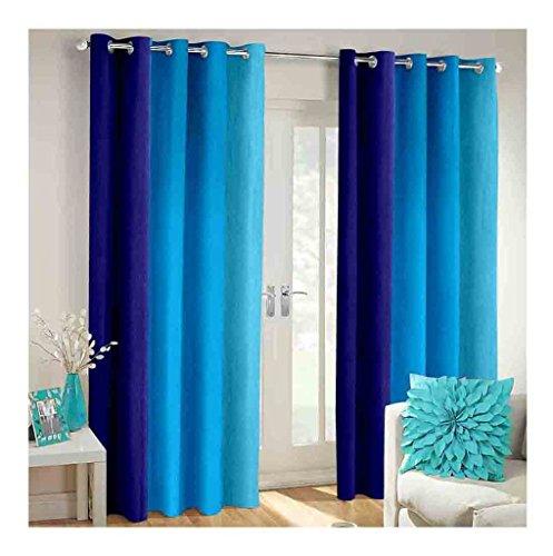 Vaamsi Fancy Polyester 1 Piece Window Curtain Set – (5 FEET x 4 FEET)(HF1W1065_1065)