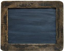 Rustic Country Blackboard