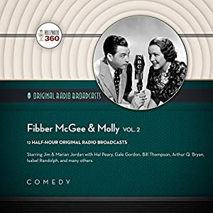 Fibber McGee & Molly, Vol. 2 Radio/TV Program