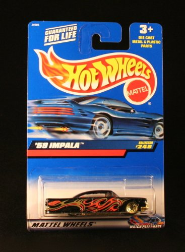 Hot Wheels 59 Impala #249 - 1