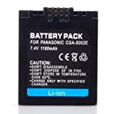 Neewer CGA-S002 Battery for Panasonicby Neewer