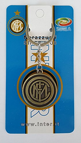 football-club-inter-milan-metal-bronze-double-faced-keychain