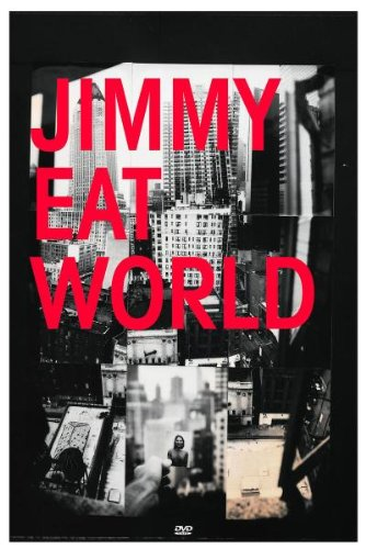 Jimmy Eat World [DVD] [Import]