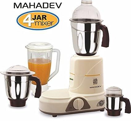 Meet Mahadev 750W Juicer Mixer Grander