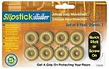 Slipstick CB250 1-Inch Slider-Feet, Caramel