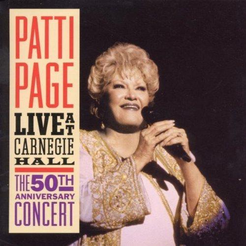Patti Page - Patti Page Live At Carnegie Hall - Lyrics2You