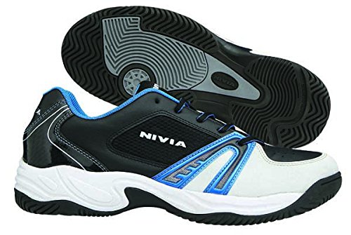 Nivia Energy Tennis Shoes, UK 6