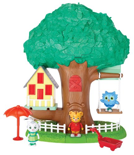 Daniel Tiger'S Neighborhood 3-In-1 Transformation Treehouse