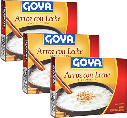 Arroz con Leche Rice Pudding 4 Servings 4.25 oz each Pack of 3 (Rice Pudding compare prices)