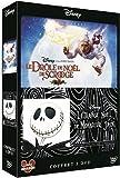 echange, troc Le Drôle de Noël de Scrooge + L'Etrange Noël de Mr Jack - coffret 3 DVD