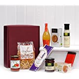 The Organic Summer Food Box - Luxury Gift Hamper - Gift ideas for - Mother's Day, Valentines,Presents,Birthday,Men,Him,Dad,Her,Mum,Thank you,Wedding Anniversary,Engagement,18th,21st,30th,40th,50th,60th,70th,80th,90th