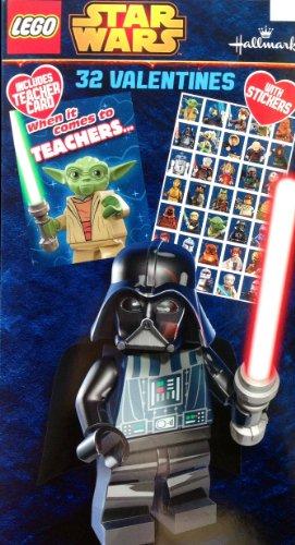Lego Star Wars Valentines Cards