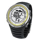 SUNROAD 5気圧防水 高精度デジタルセンサー 腕時計 [並行輸入品]